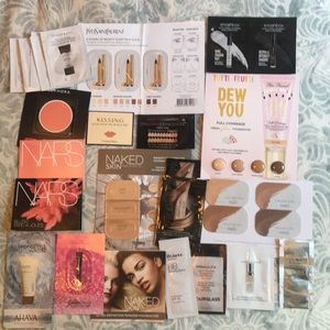 Other - Makeup and Skincare Samples